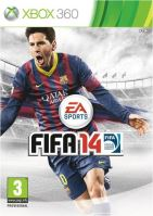 Xbox 360 FIFA 14 2014