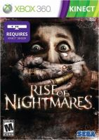 Xbox 360 Kinect Rise Of Nightmares