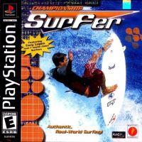 PSX PS1 Championship Surfer