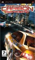 PSP NFS Need For Speed Carbon Own The City