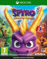 Xbox One Spyro reignited Trilogy (nová)