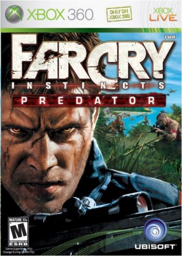 Xbox 360 Far Cry Instincts Predator