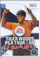 Nintendo Wii Tiger Woods PGA Tour 09