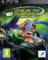 PS3 Ben 10 - Galactic Racing (nová)