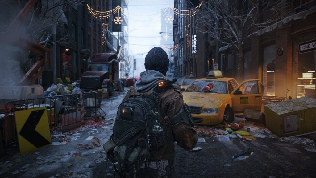 Xbox One Tom Clancys The Division (CZ)