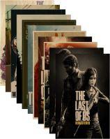 Plagát The Last of Us - rôzne motívy (nový)