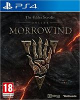 PS4 The Elder Scrolls Online Morrowind (nová)