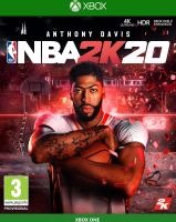 Xbox One NBA 2K20 (nová)