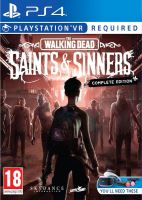 PS4 The Walking Dead: Saints  and  Sinners - The Complete Edition (nová)