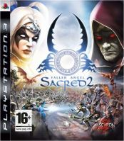 PS3 Sacred 2 Fallen Angel