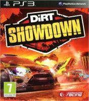 PS3 Dirt Showdown (bez obalu)