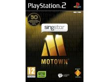 PS2 Singstar Motown
