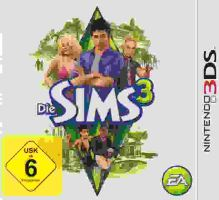 Nintendo 3DS The Sims 3
