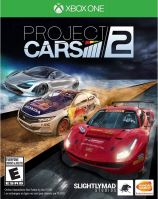 Xbox One Project Cars 2 (nová)