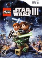 Nintendo Wii LEGO Star Wars III: The Clone Wars