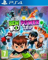 PS4 Ben 10: Power Trip (nová)