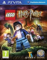 PS Vita Lego Harry Potter Years 5-7