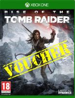 Voucher Xbox One Rise Of The Tomb Raider