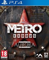 PS4 Metro: Exodus - Aurora Limited Edition (CZ) (nová)