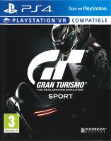 PS4 Gran Turismo Sport (CZ) (nová)
