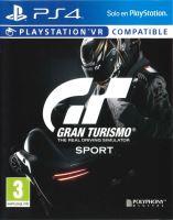 PS4 Gran Turismo Sport (CZ)