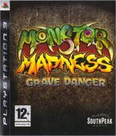 PS3 Monster Madness: Grave Danger (Nová)