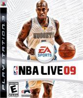 PS3 NBA Live 09 2009
