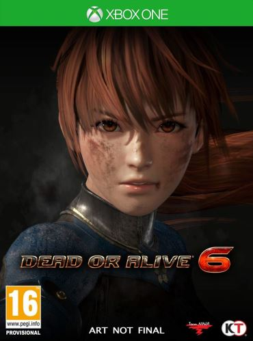 Xbox One Dead Or Alive 6 (nová)