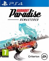 PS4 Burnout Paradise - Remastered