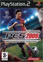 PS2 PES 2009 Pro Evolution Soccer 2009 (DE)