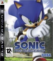 PS3 Sonic The Hedgehog (nová)