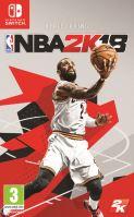 Nintendo Switch NBA 2K18