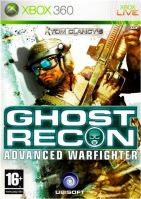 Xbox 360 Tom Clancys Ghost Recon Advanced Warfighter