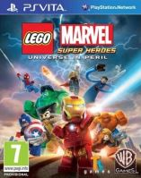 PS Vita LEGO Marvel Super Heroes (Nová)