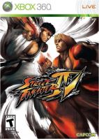 Xbox 360 Street Fighter 4