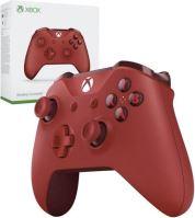 [Xbox One] S/X Bezdrôtový Ovládač - Červený (nový)