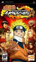 PSP Naruto Ultimate Ninja Heroes