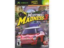 Xbox Midtown Madness 3