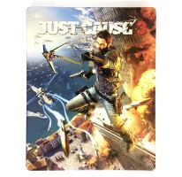 Steelbook - PS4 Just Cause 3