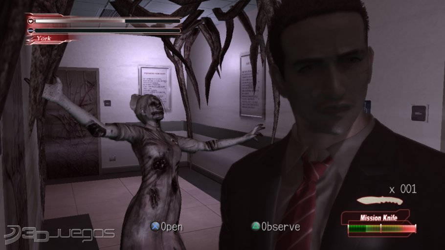 PS3 Deadly Premonition
