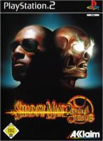 PS2 Shadow Man 2Econd Coming