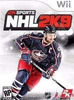 Nintendo Wii NHL 2K9 2009