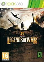 Xbox 360 History Channel Legends Of War