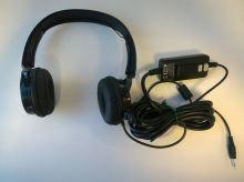 [PS3] 4gamers CP-01 Stereo Gaming Headset - čierna (estetická vada)