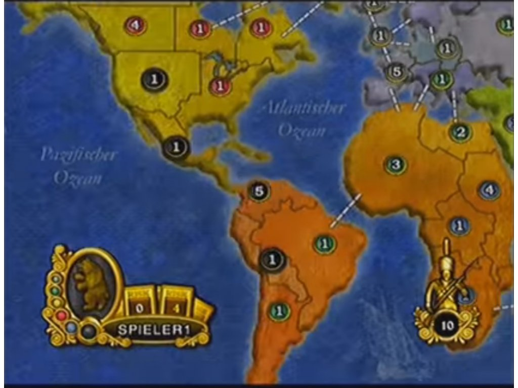 PS2 Risk - Global Domination