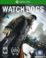 Xbox One Watch Dogs (CZ)