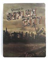 Steelbook - PS4 Xbox WWE 2K17 Suplex City