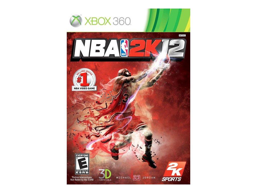 Xbox 360 NBA 2K12 2012