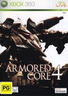 Xbox 360 Armored Core 4