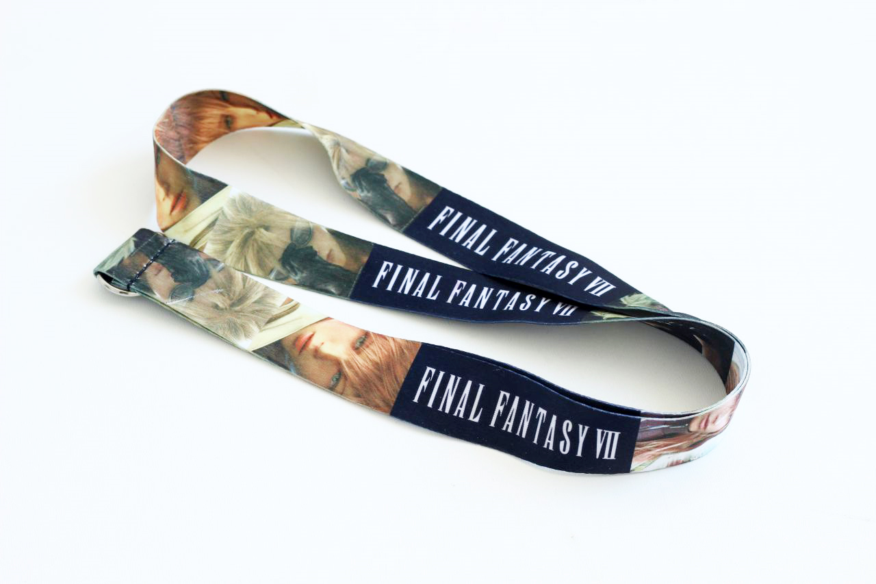 Kľúčenka Final Fantasy VII (nové)